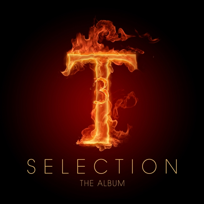 T Selection - The Album Vol 3 COVER